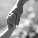 Holding your child's hand through life's changes.